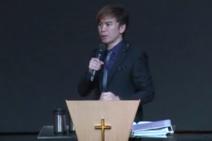 2013 June 2nd, 新衣系列(4): 嘴唇的装饰 Series of new clothes (4) :Ornament for the lips – Pastor GTLim