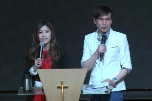 2013 7th July – Sunday Service – Sharing by Sister Esther Sim