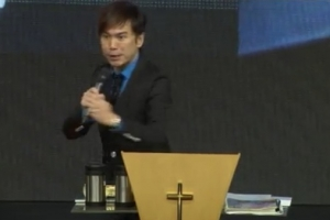 2013 July 28th – Importance of discipline 管教的重要 – Pastor G.T.Lim