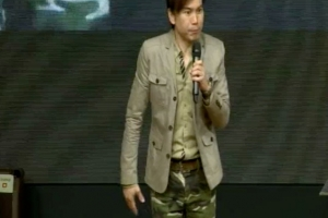 2013 August 4th – Series of new clothes (8) : Armour – 新衣系列(8):军装 – Pastor G.T. Lim