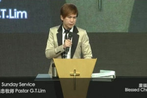 2013 Oct 6th 男人是遮盖 Men are Covering - Pastor GT Lim