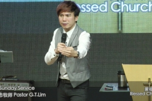 2014 March 2nd – 新酒浇灌 Outpouring of new wine – Pastor GT Lim