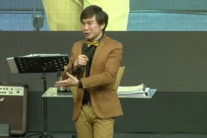 2014 May 11th – 很冷静的母亲  Very composed mother – Pastor GT Lim