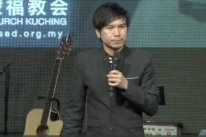2014 July 20th – 大卫对神同在的态度 David's attitude towards God's presence – Pastor GT Lim
