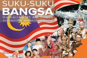 24-2th April 2015 – Perhimpunan Suku-suku Bangsa 马来西亚民族聚集 Gathering of all tribes