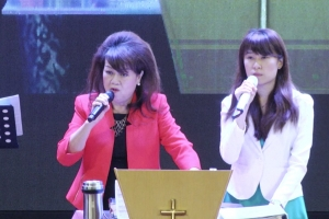 2015 November 22nd – 言语的重要 The importance of words – 覃莲妹姐妹 (Sis. Maggie)