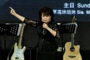 2017 Aug 27th – 祷告带来得胜 Prayer brings victory – Sis. Maggie Chum