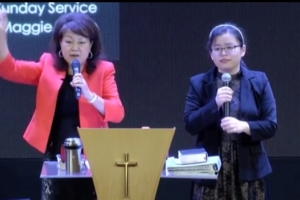 2018 March 11th – 祷告的重要  The Importance of Prayer – Sis. Maggie Chum