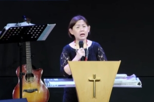 2018 May 20th – 有一子赐给我们 A Son is Given – Sis. Chiew Ling
