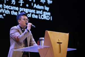 2019 May 5th – 该隐 Cain – Bro. Wei Hong
