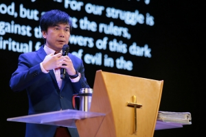 2019 May 19th – 属灵争战:认清仇敌 Spiritual battle: Recognise the enemy – Pastor GT Lim