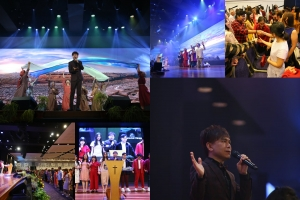 2020 Jan 25th 大年初一特别聚会 Special Chinese New Year Service – Ps. GT Lim