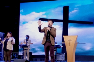 2021-04-04 (Sunday Service 主日) 赦免他们 ! Forgive them! – Ps. GT Lim